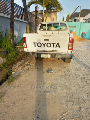 Toyota Hilux 2013 White | Cars for sale in Lagos State, Ajah