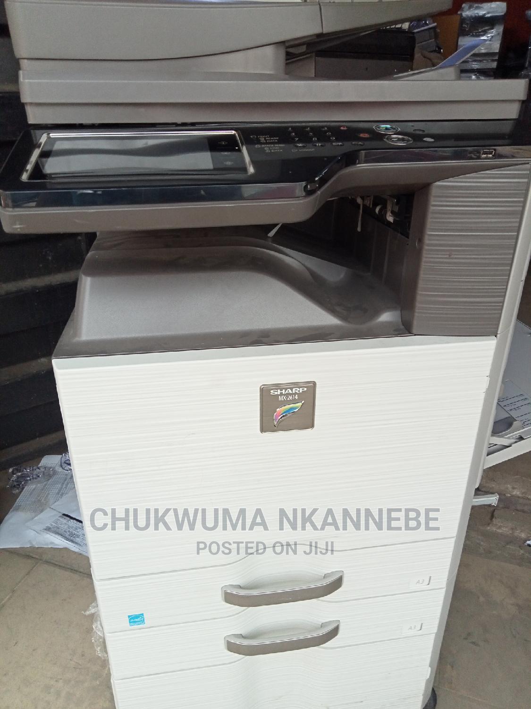 Archive: Sharp Mx 2614 Photocopier Machine