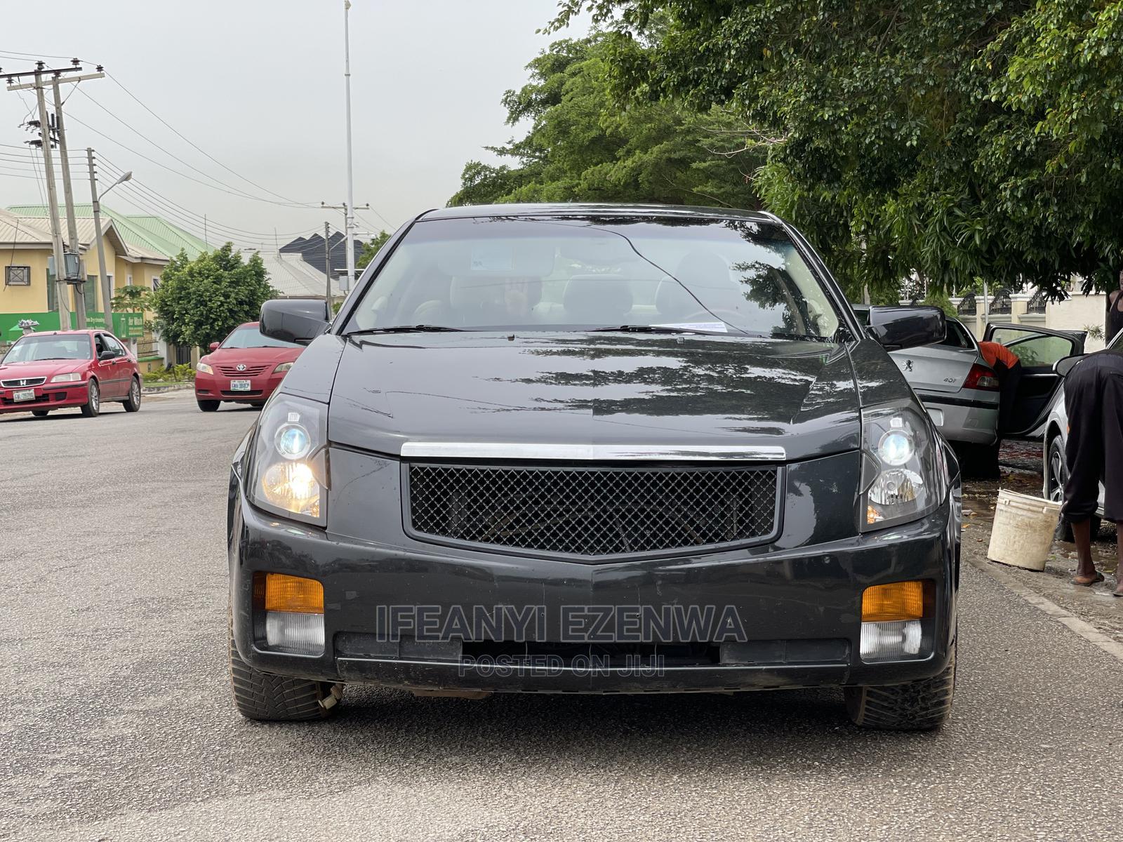 Cadillac Escalade 2006 Black   Cars for sale in Gwarinpa, Abuja (FCT) State, Nigeria