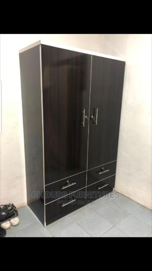 4ft by 6ft Quality Wardrobe   Furniture for sale in Lagos State, Shomolu