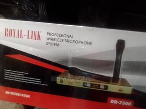 Global Link Microphone DR 2500 | Audio & Music Equipment for sale in Lagos State, Lagos Island (Eko)