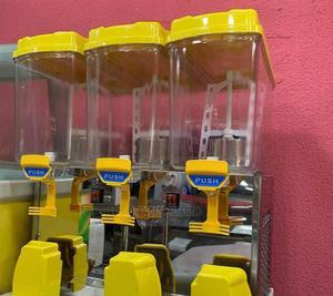 3 Tank Fruit Juice Dispenser   Restaurant & Catering Equipment for sale in Lagos State, Surulere