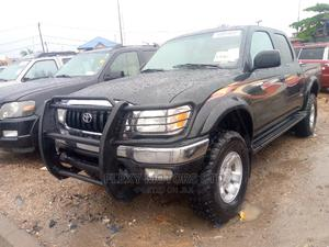 Toyota Tacoma 2004 Double Cab V6 4WD Black   Cars for sale in Lagos State, Apapa