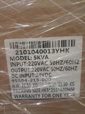 5kva 24V Yohako Solar Inverters | Solar Energy for sale in Lagos State, Surulere
