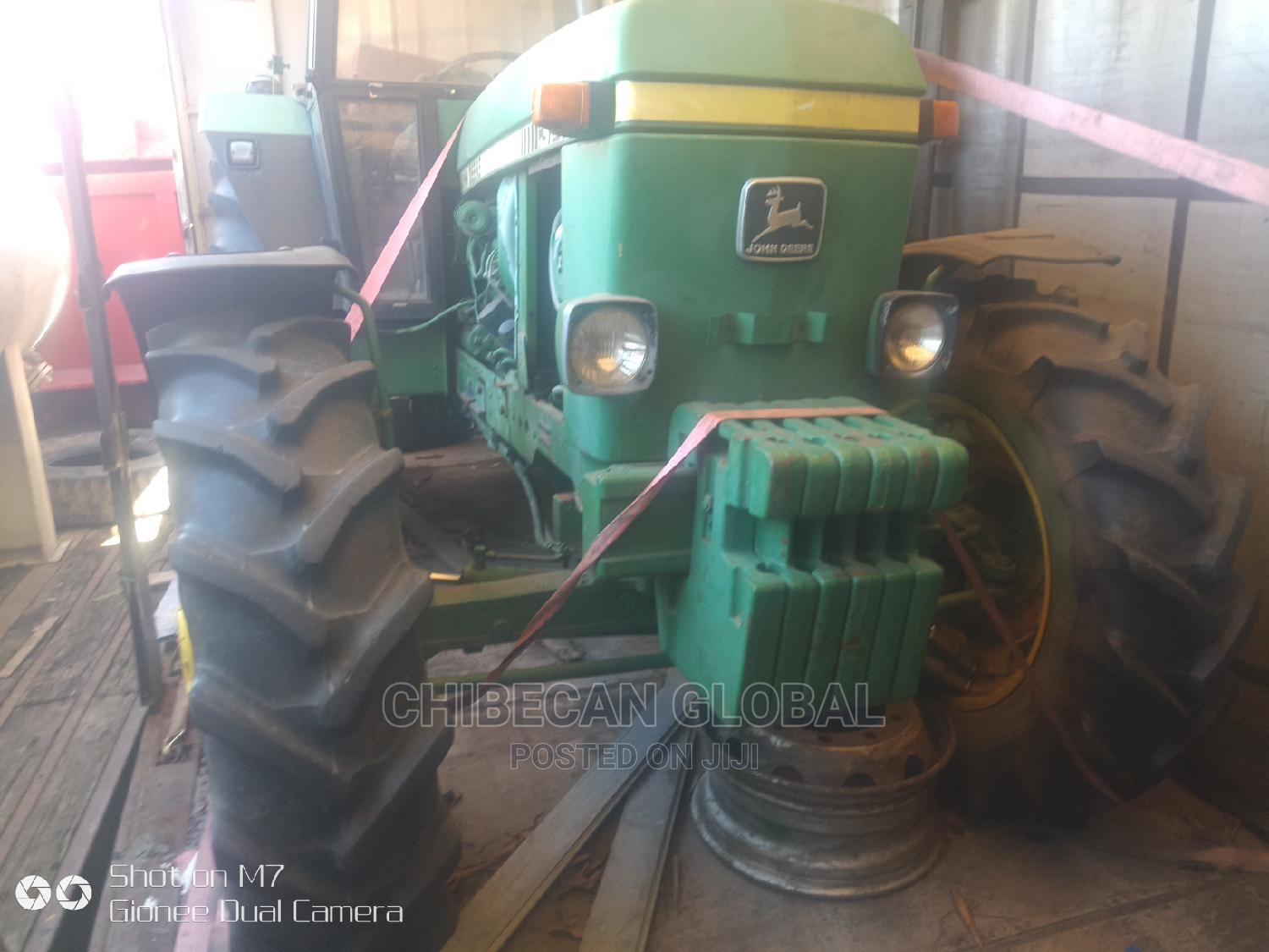 3140 John Deere Tractor 97 Hp Foreign Used