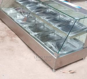 Bain Marie Food Warmer Showcase   Restaurant & Catering Equipment for sale in Lagos State, Ojo