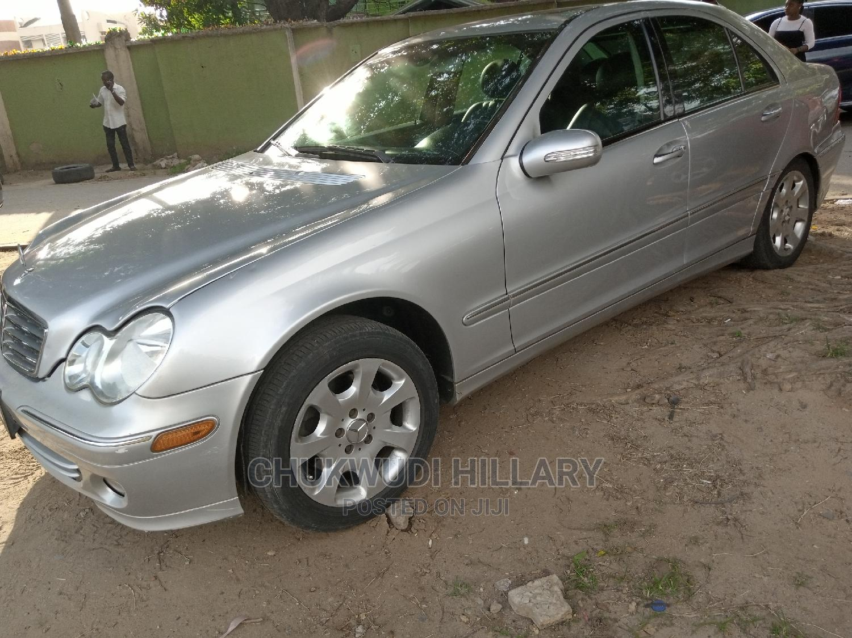 Archive: Mercedes-Benz C240 2006 Silver