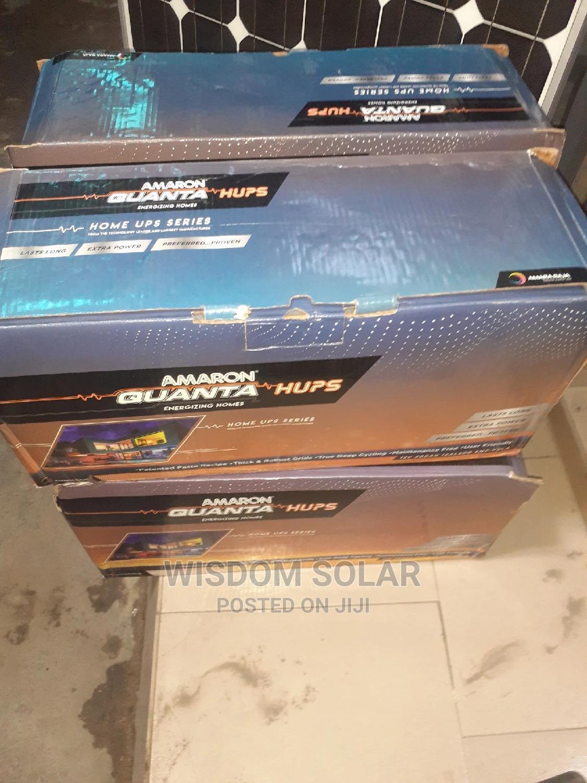 12V 200ah Amaron Quanta Solar Batteries | Solar Energy for sale in Ojo, Lagos State, Nigeria