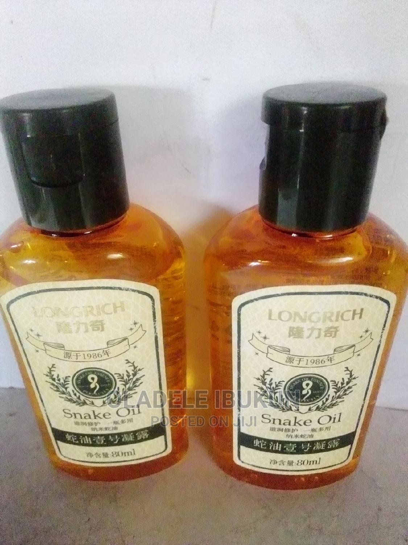 Longrich Snake Oil