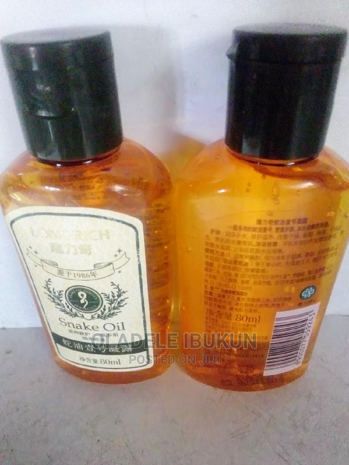 Longrich Snake Oil   Skin Care for sale in Surulere, Lagos State, Nigeria