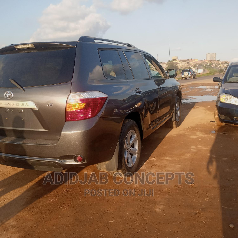 Toyota Highlander 2010 Gray | Cars for sale in Ibadan, Oyo State, Nigeria
