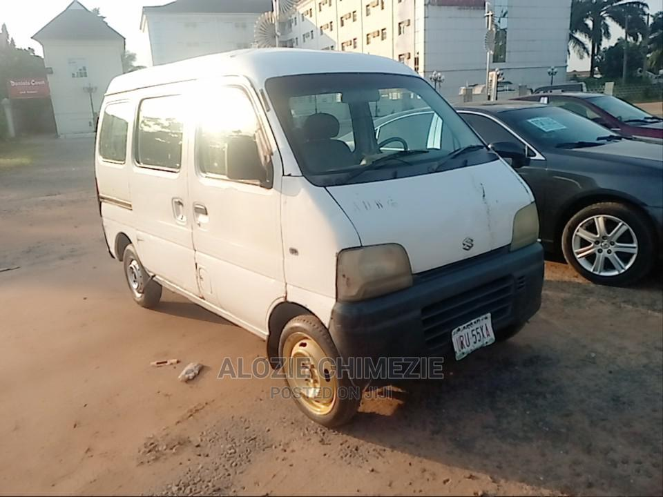 One Year Careful Used Suzuki Every for Sale at Affordable Pr