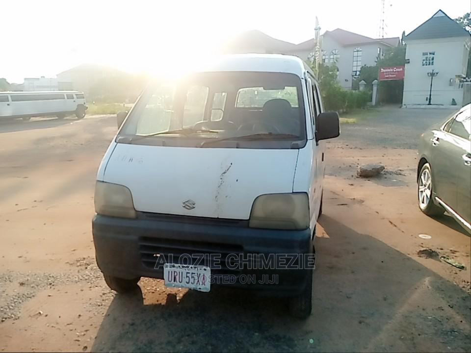 One Year Careful Used Suzuki Every for Sale at Affordable Pr | Buses & Microbuses for sale in Owerri, Imo State, Nigeria