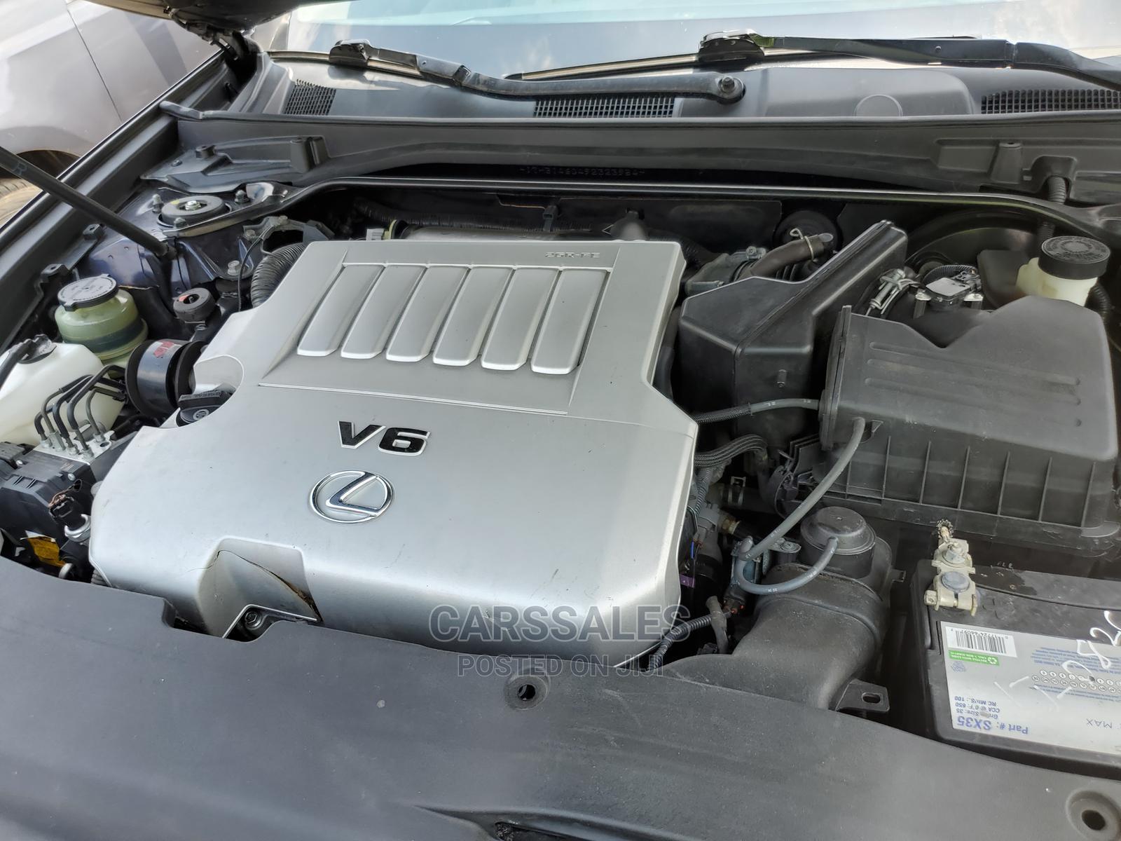 Archive: Lexus ES 2009 350 Blue