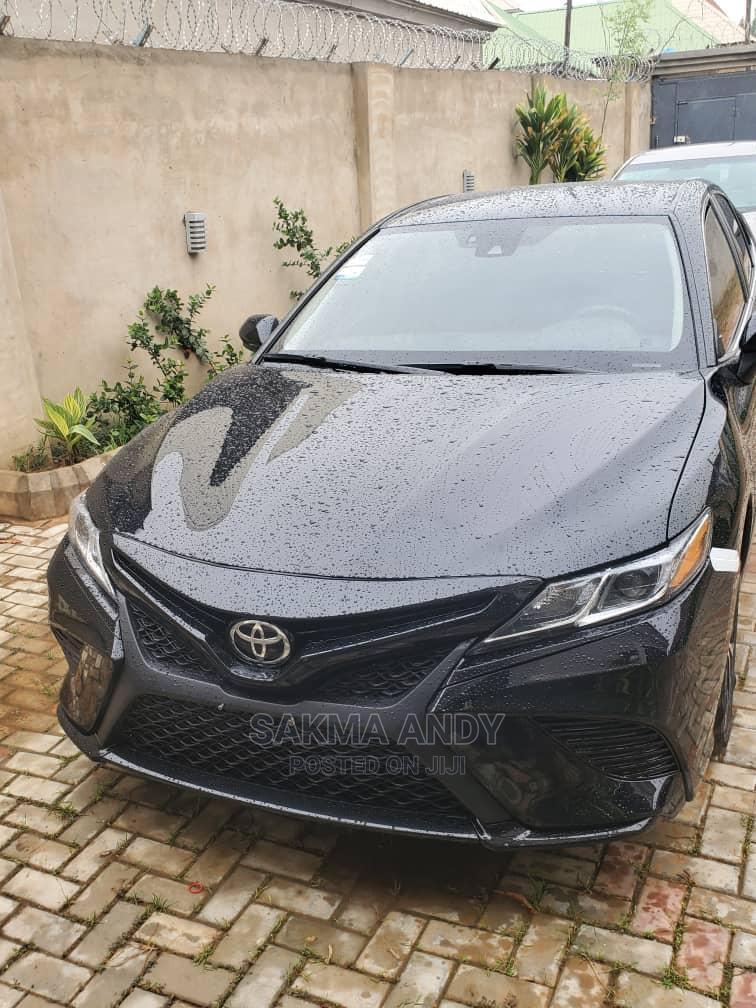 Toyota Camry 2020 SE FWD Black | Cars for sale in Kaduna / Kaduna State, Kaduna State, Nigeria