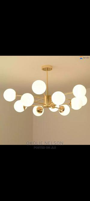 Nordic Copper Led Chandeliers | Home Accessories for sale in Lagos State, Lagos Island (Eko)