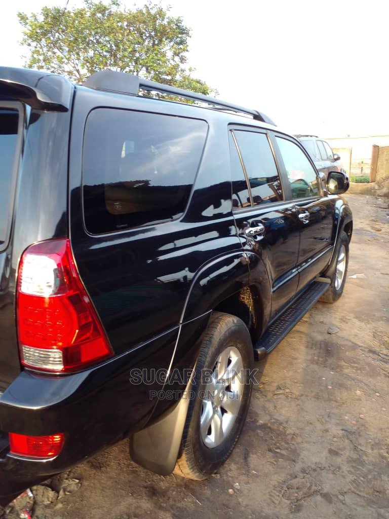 Toyota 4-Runner 2005 Black   Cars for sale in Port-Harcourt, Rivers State, Nigeria
