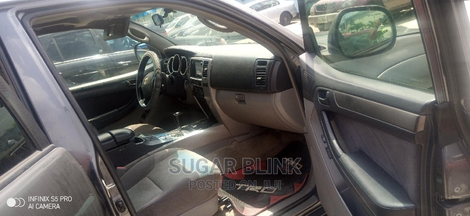 Toyota 4-Runner 2005 Limited V8 Blue   Cars for sale in Port-Harcourt, Rivers State, Nigeria