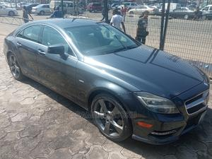 Mercedes-Benz CLS 2012 550 Black | Cars for sale in Rivers State, Port-Harcourt