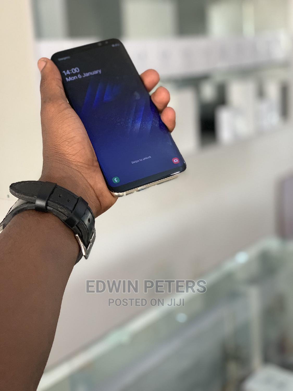 Archive: Samsung Galaxy S8 Plus 64 GB Black