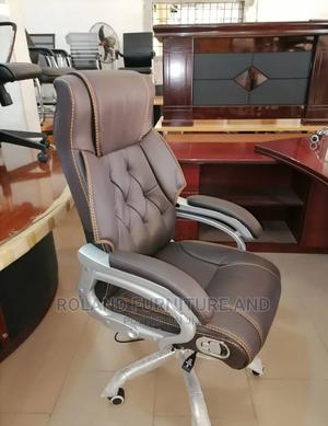 Office Chair Brown   Furniture for sale in Lagos State, Gbagada