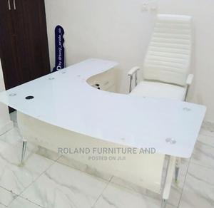 Office Table and Chair | Furniture for sale in Lagos State, Ikeja