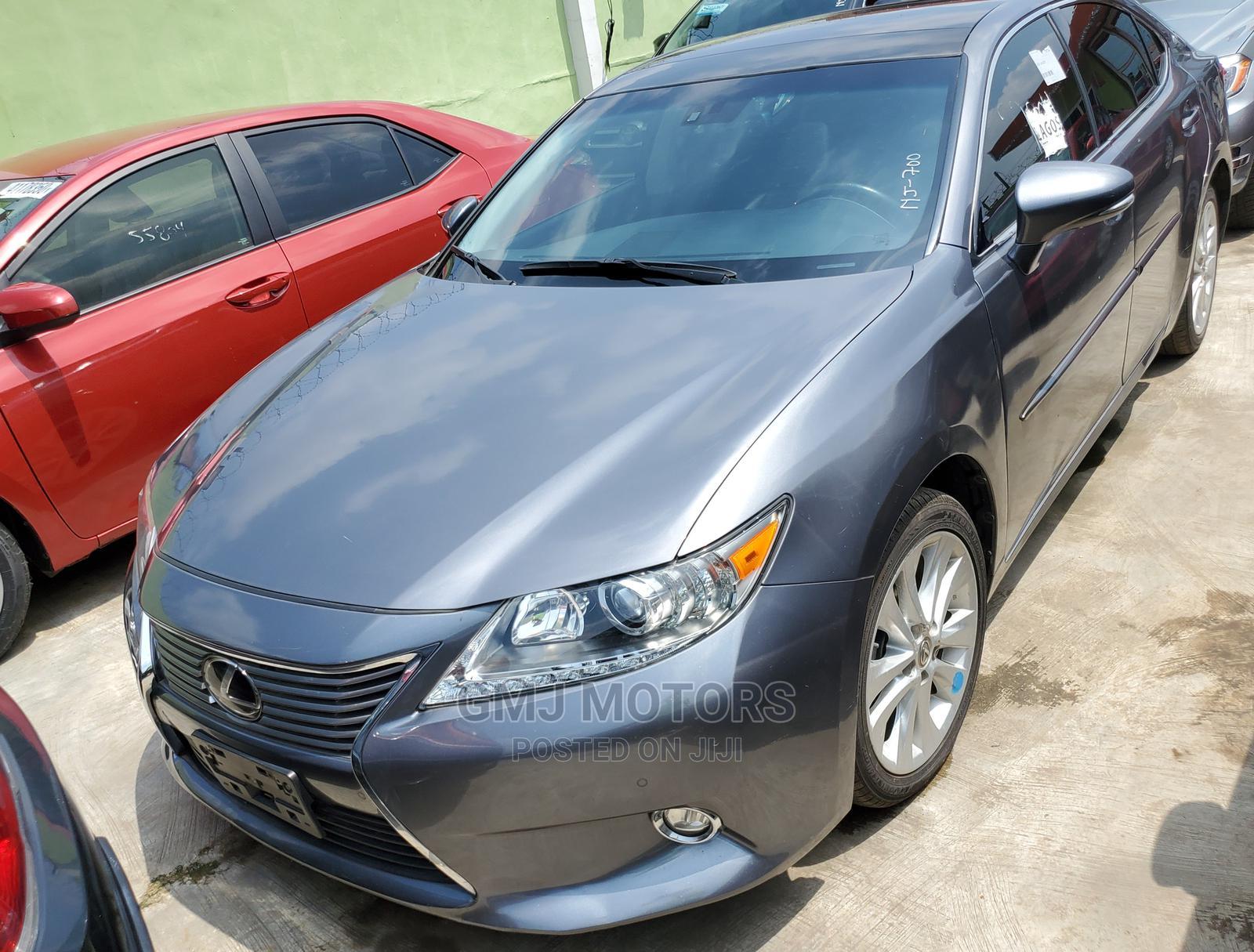 Archive: Lexus ES 2014 350 FWD Gray