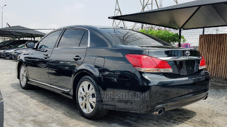 Toyota Avalon 2012 Black | Cars for sale in Lekki, Lagos State, Nigeria