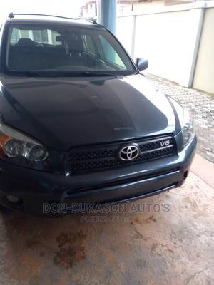 Toyota RAV4 2007 4x4 Gray | Cars for sale in Lagos State, Amuwo-Odofin