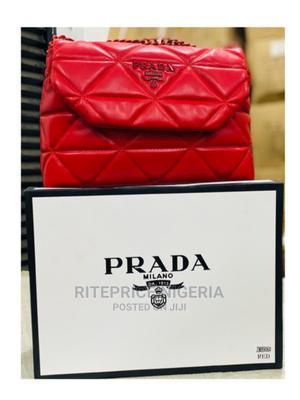 Prada Ladies Handbag - Red | Bags for sale in Lagos State, Ikeja