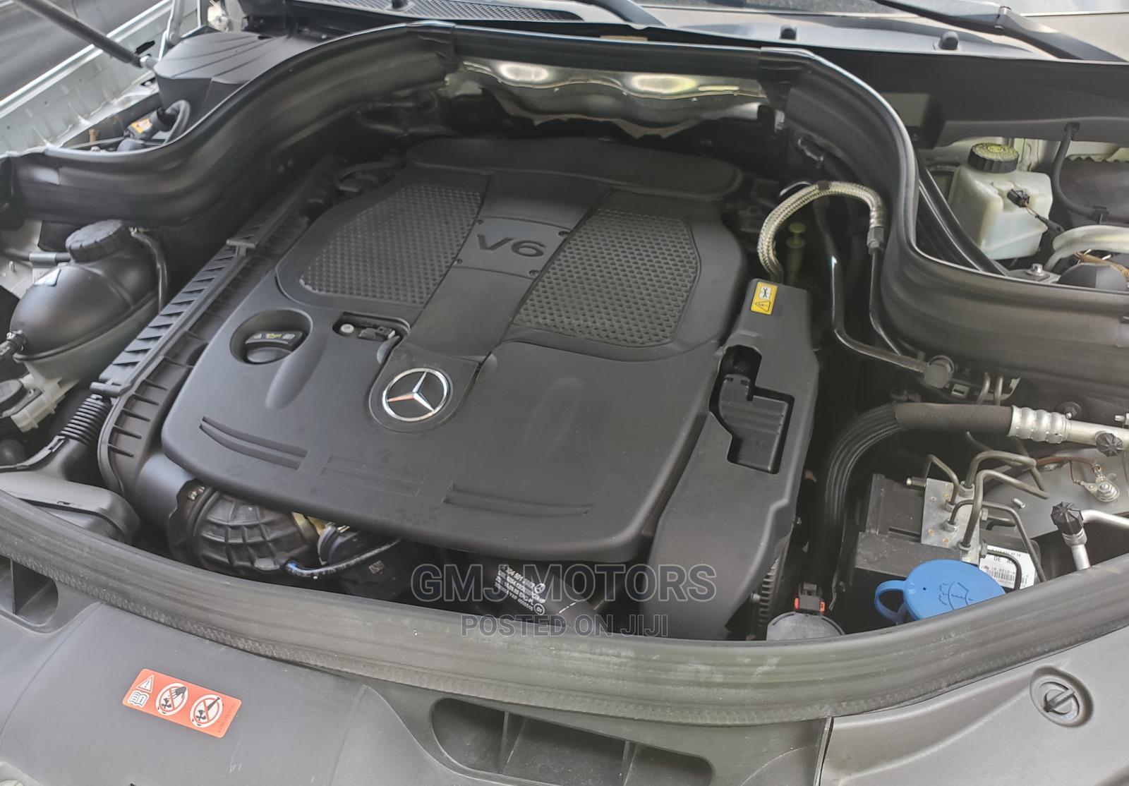 Archive: Mercedes-Benz GLK-Class 2013 350 SUV Silver