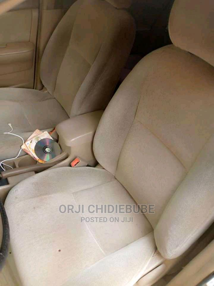 Archive: Toyota Corolla 2004 1.4 D Automatic Gold