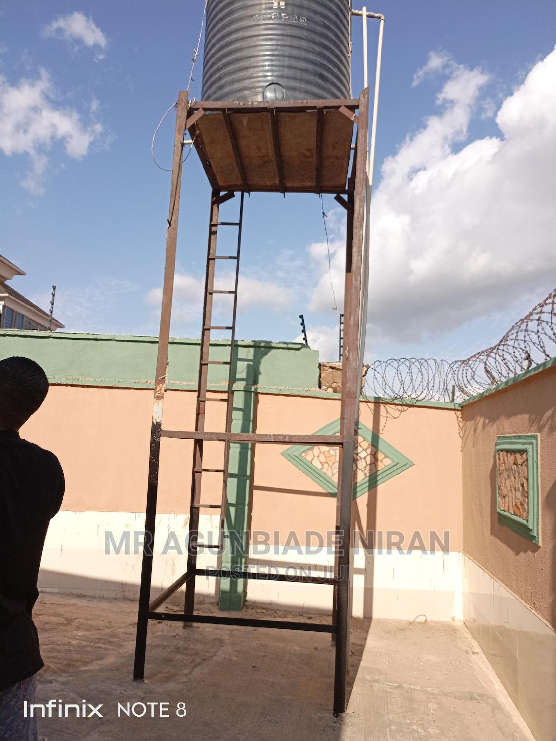 Archive: Furnished 3bdrm Bungalow in Adegbayi, Alakia for Rent