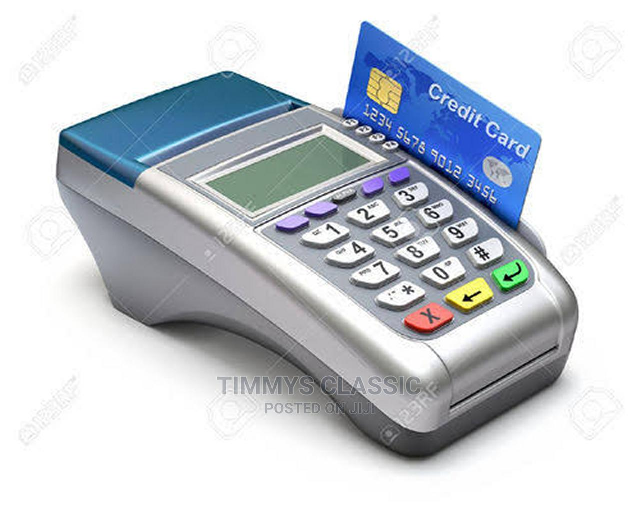 Archive: Point of Sale POS Machine