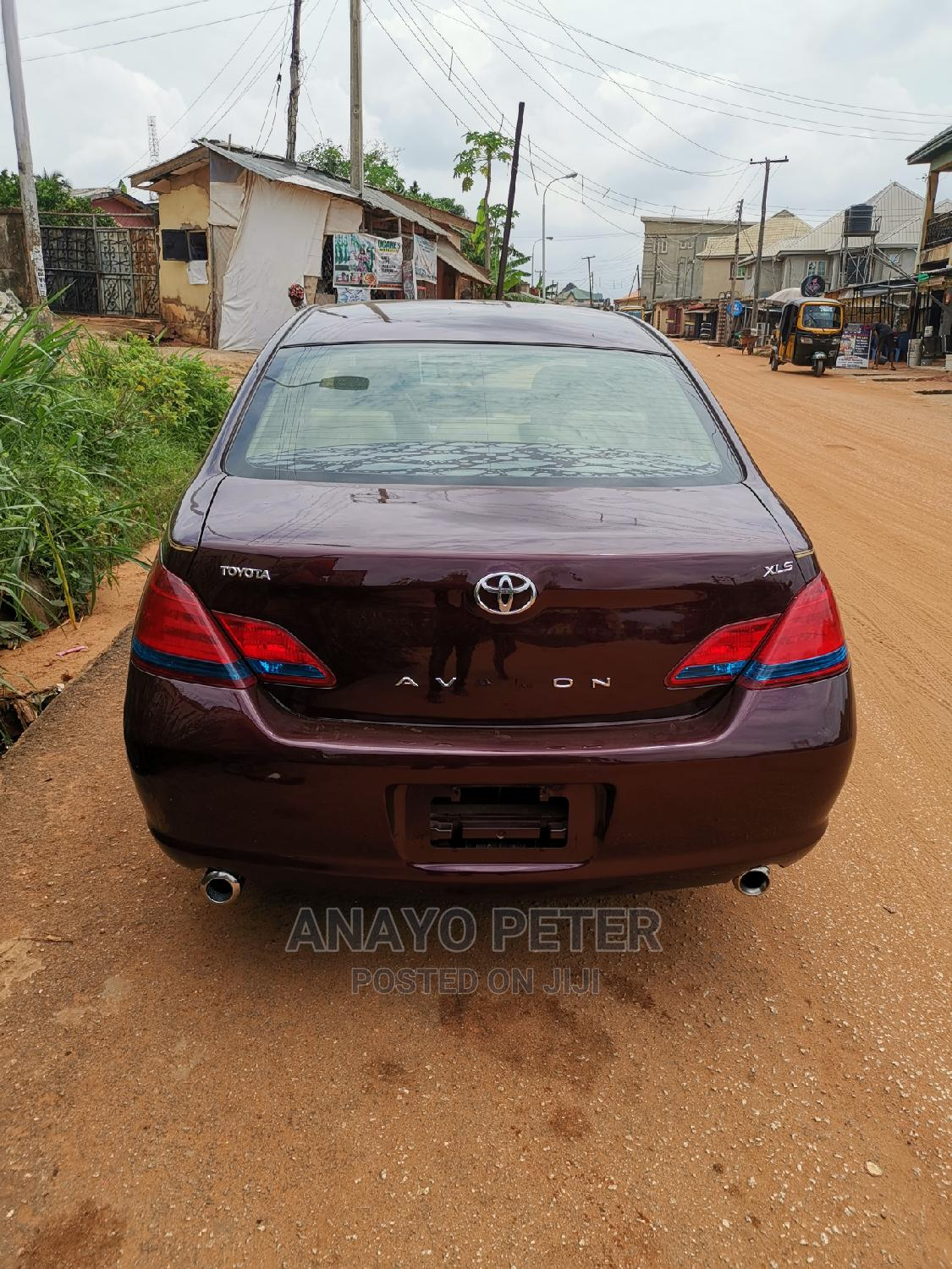 Toyota Avalon 2008 Red   Cars for sale in Awka, Anambra State, Nigeria