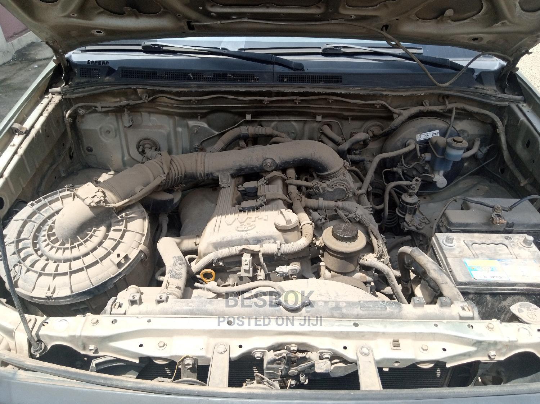 Archive: Toyota Hilux 2007 2.7 VVT-i 4x4 SRX Gray