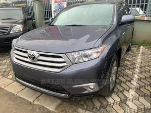 Toyota Highlander 2013 Gray | Cars for sale in Lagos State, Amuwo-Odofin