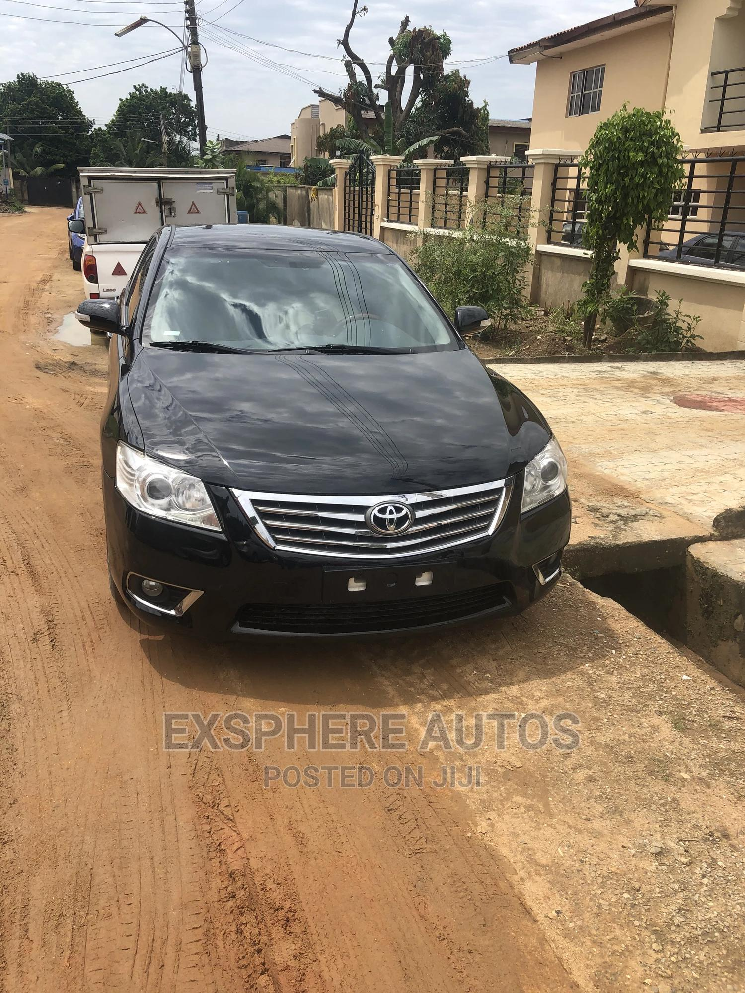 Toyota Camry 2010 Black | Cars for sale in Magodo, Lagos State, Nigeria