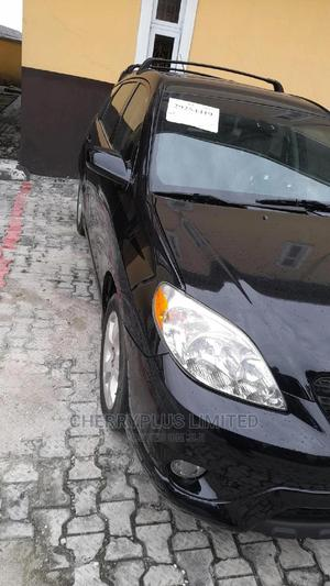 Toyota Matrix 2005 Black   Cars for sale in Rivers State, Port-Harcourt
