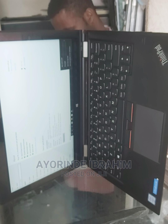 Laptop Lenovo ThinkPad Yoga 8GB Intel Core I5 SSD 256GB | Laptops & Computers for sale in Nyanya, Abuja (FCT) State, Nigeria