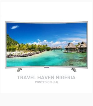 "Polystar 32"" Inches Fullhd Smart Curved Plasma TV   TV & DVD Equipment for sale in Abuja (FCT) State, Garki 2"