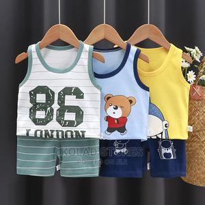 Cotton Summer Vest for Kids | Children's Clothing for sale in Abuja (FCT) State, Karu