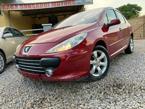 Peugeot 307 2005 1.4 Break Grand Filou Red | Cars for sale in Kaduna State, Zaria