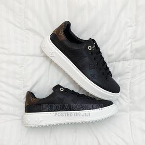 High Quality Designer Leather Sneakers Louis Vuitton | Shoes for sale in Lagos State, Lagos Island (Eko)