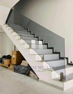 Framless Longspan Glass   Building Materials for sale in Abuja (FCT) State, Asokoro