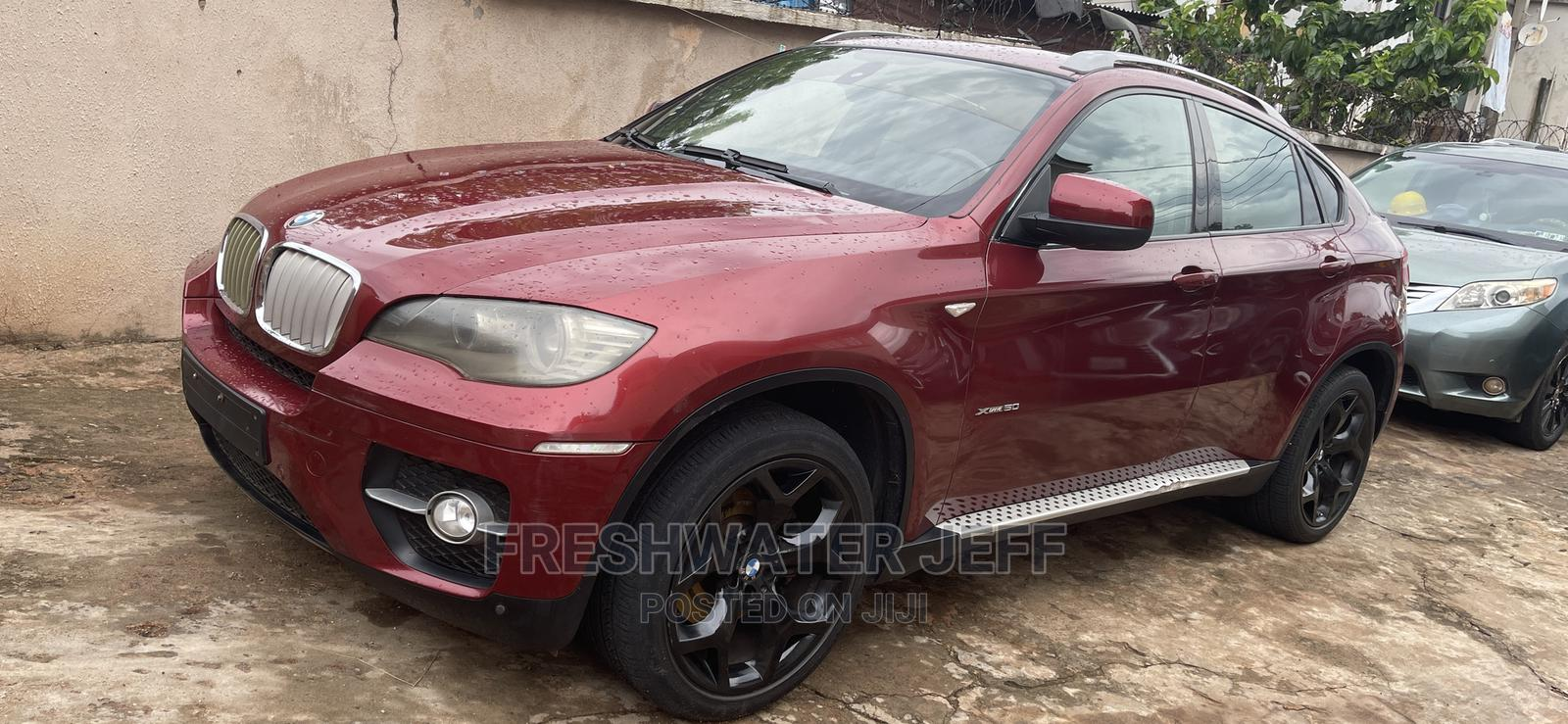 BMW X6 2013 Red | Cars for sale in Oshimili South, Delta State, Nigeria