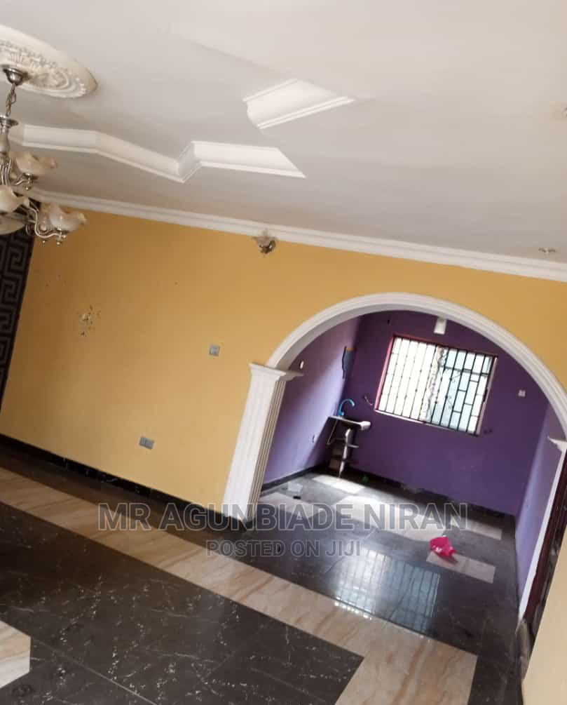 Furnished 3bdrm Bungalow in Elewuro Estate, Akobo for Rent