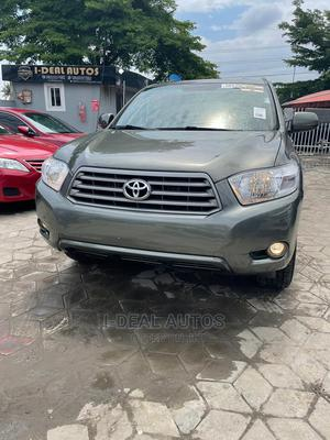 Toyota Highlander 2008 Gray | Cars for sale in Lagos State, Ajah