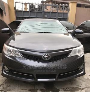Toyota Camry 2012 Gray   Cars for sale in Lagos State, Ilupeju