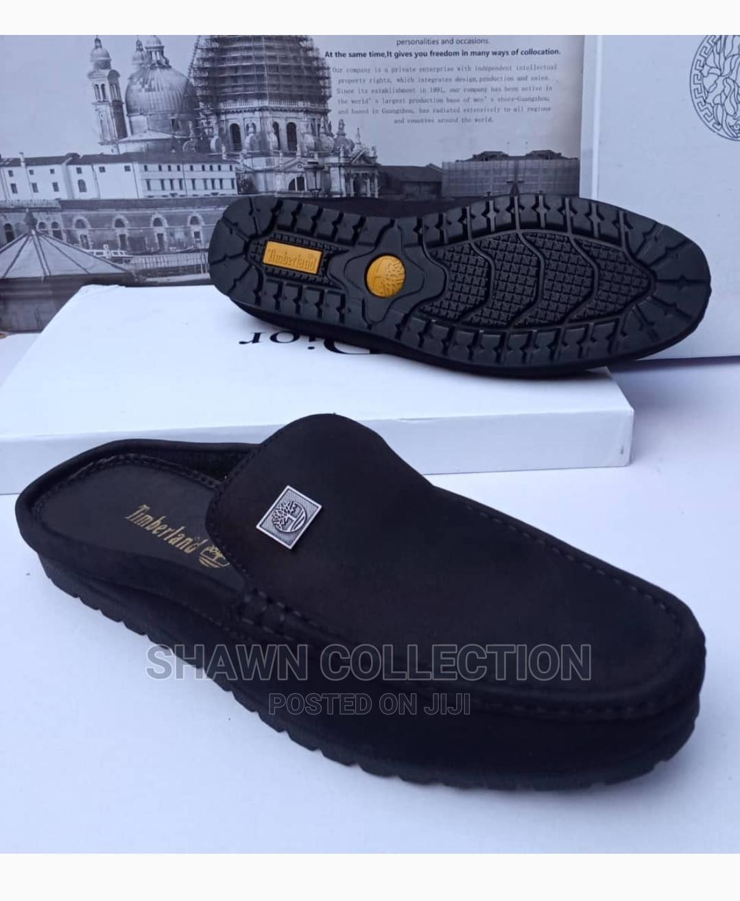 Timberland Suede Half Loafers   Shoes for sale in Lagos Island (Eko), Lagos State, Nigeria